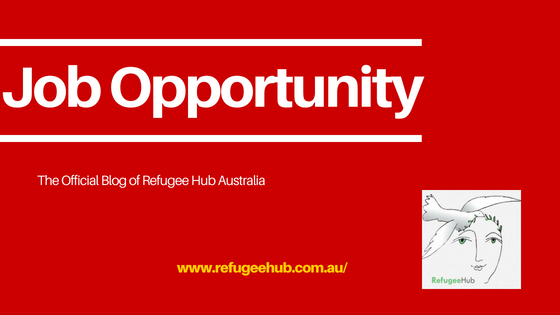 Project Officer (Syrian Armenian Community) - Refugee Hub